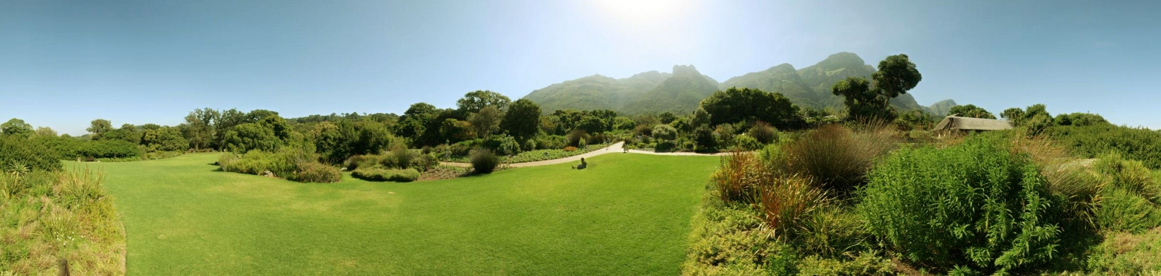 Kirstenbosch National Botanical Garden Private Places